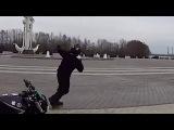 Табуреткин отжигает)